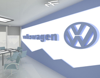 car showroom interior design