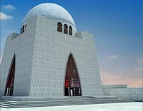 Quaid-e-Azam Tomb (Mazar), Karachi, Pakistan