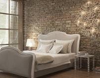 3D render _ Bedroom Design