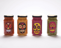 Lady of the Dead Salsa