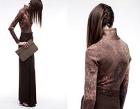 lookbook: sasha.kanevski S/S 2012