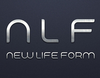 New Life Form - Logo
