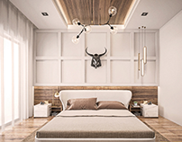 Mivida | Master Bedroom