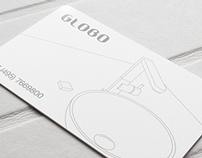Globo ceramica: discount card