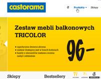 Castorama - website