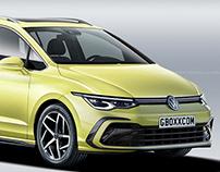 2020 Volkswagen Golf Sportsvan