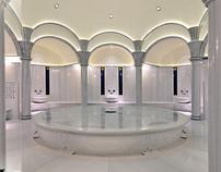 JW Marriott Ankara Turkish Bath (Hammam)