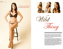Bettie Page Article