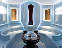 Majestic : Steam Room