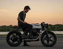 CX500 Cafe Racer Build