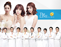 The LINE Clinic Banner