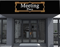Meeting Place Cocktail Bar & Eat me coffee & more