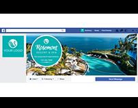 Travel Facebook Cover Design