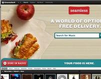 Seamless - 'Dine-In Radio'