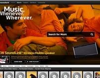Bose - Music. Whenever. Wherever.