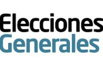 Spanish elections. Web design.