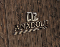 Oz Anadolu / Furniture Logo