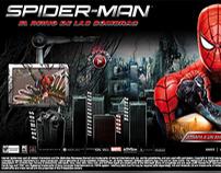 Spidermar (el reino de las sombras)