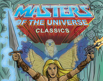 Masters of the Universe Mini-Comic
