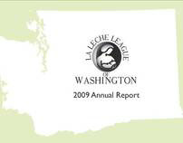 La Leche League of Washington 2009 Annual Report