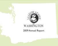 La Leche League of Washington 2009 Annual Report