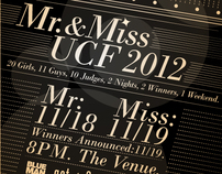 Mr & Miss UCF