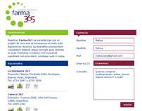 Pharmacy - Web + Logo