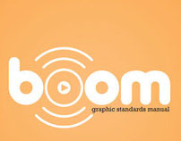 STUDENT | Boom graphic standards manual