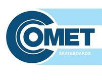 Comet Skateboards Company Rebrand