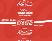 STUDENT | Coca Cola: Global Icon Annual Report