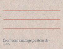 STUDENT | Coca-Cola Promo Postcards