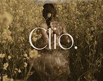 Clio - Clean Display Sans