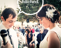 hitched.
