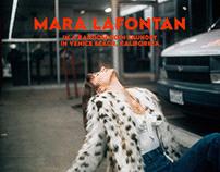 Mara Lafontan in Los Angeles.