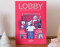 Lobby Magazine - Faith