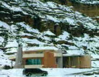 Cvach Residence -Scoria Concrete Construct. Northern AZ