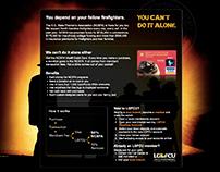 LGFCU/NCSFA Affinity Debit Card Landing Page