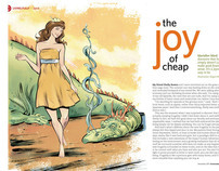 Homemakers Magzine - Joy of Cheap