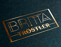 Britta Tröstler Website