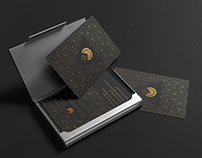 Bright Mercury - Stationery & Business cards