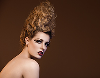 Hair Styling editorial