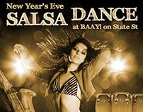 Salsa Event Poster