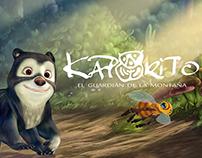 Kaporito 3d Composing