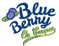 BLUE BERRY ON CAMPUS