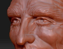 The Very First Thing I've Sculpted