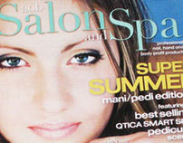 Salon and Spa Magazine-Summer Issue