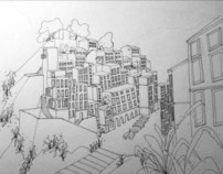 Architectual drawing