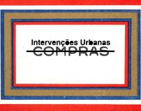 urban interventions / intervenções urbanas