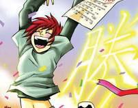 Kanji en Viñetas 3