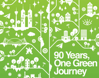 90 Years, One Green Journey
